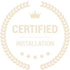Certified Installation