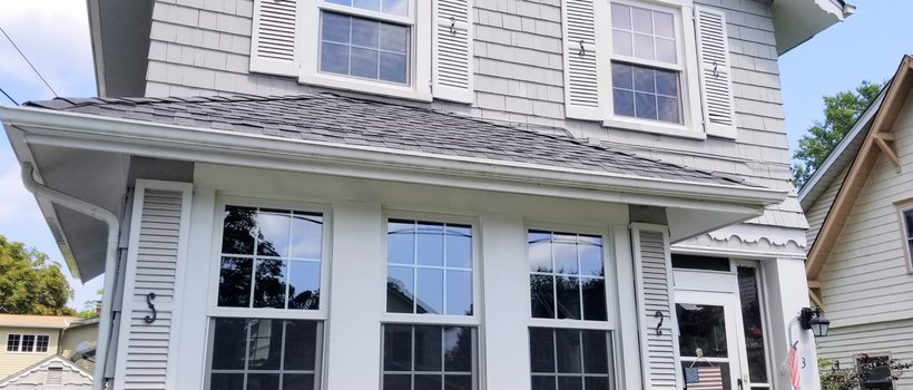 Beautiful Replacement Windows and Doors Installed in Metuchen, NJ!
